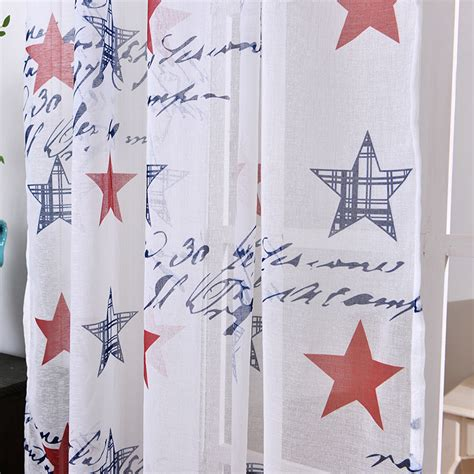 sheer curtains with stars popular sheer star fabric buy cheap sheer star fabric lots