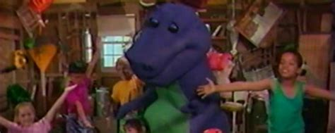 barney and the backyard gang barney behind the scenes images frompo 1