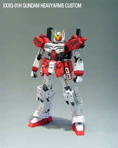 Gundam Wing Papercraft - mobile suit gundam wing papercraftsquare free