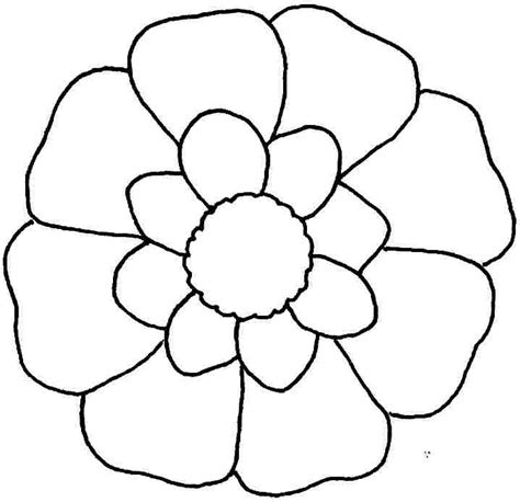 printable little flowers coloring pages of little flowers forget coloring page