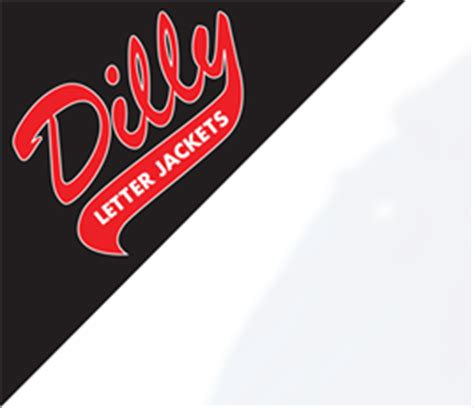 Dilly Letter Jackets