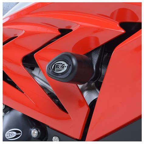 Knalpot Racing R Rr Six 7 Original Product r g racing aero frame sliders bmw s1000rr 2015 2018 revzilla