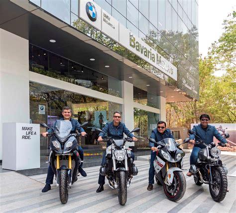 Bmw Motorrad India Dealership by Bmw Motorrad Opens Its Doors To Pune