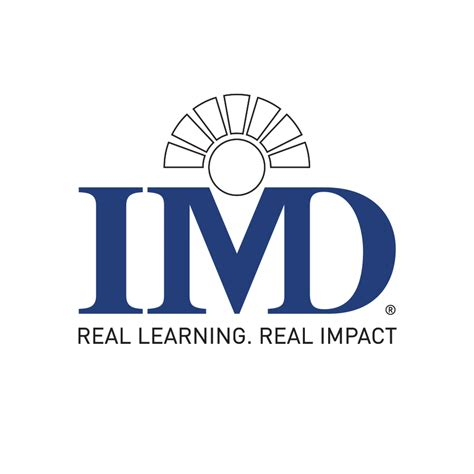 International Business Development Mba by International Institute For Management Development