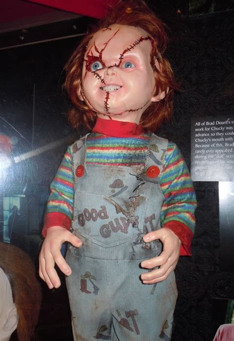 chucky movie prop for sale hollywood movie costumes and props chucky animatronic