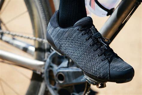 commuting bike shoes new giro knit cycling shoes step onto the tarmac trail