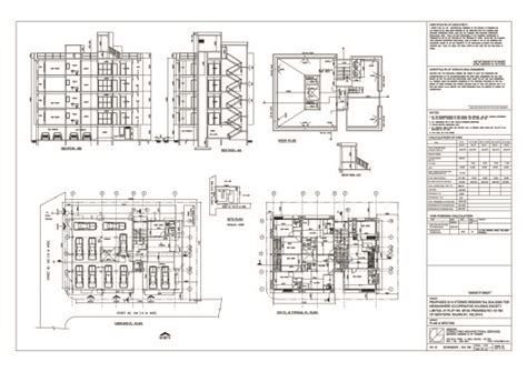 layout working drawing working drawing sle it building kolkata consulting