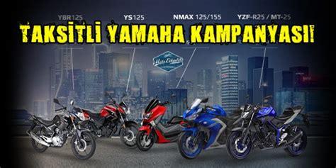 yamaha taksitli motosiklet kampanyasi moto etkinlik