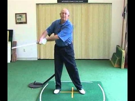 swaying golf swing golf lesson that can change your life stop swaying by