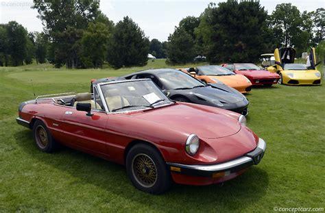 1986 Alfa Romeo Spider Graduate by 1986 Alfa Romeo Spider Graduate Images Photo 87 Alfa