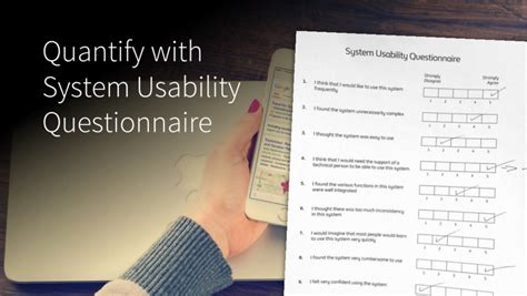 system usability scale template choice image templates