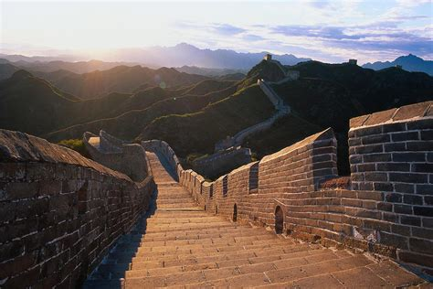 built in china the great wall of china pictures pics photos facts
