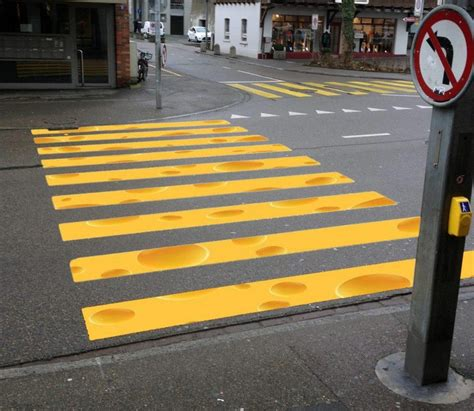 5 Striped Stuff To See by Crosswalk In Switzerland Things With Stripes