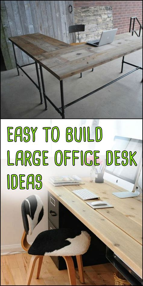 large home office desk 25 best ideas about industrial desk on pipe