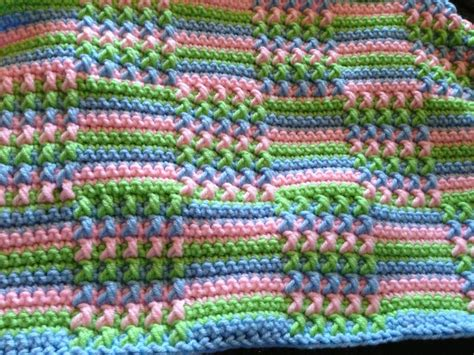 motif afghan pattern fun spring stitch for afghan free pattern crochet