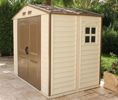 Vinyl Shed Kits by Billyoh Daily Pro Apex Plastic Shed Vinyl Clad