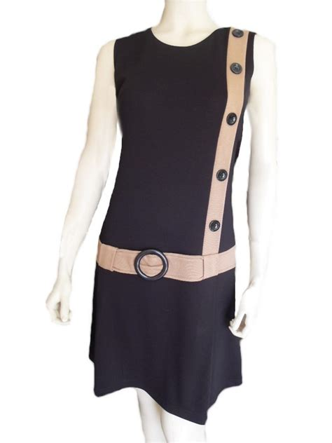 Robe Taille Basse 2018 - lol robe ceinture taille basse sixties cpourl