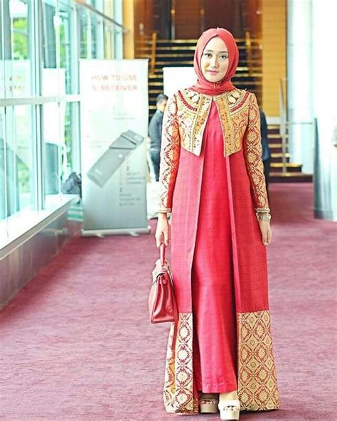 Dress Muslim Batik Anak Size S 52 best gamis batik images on styles