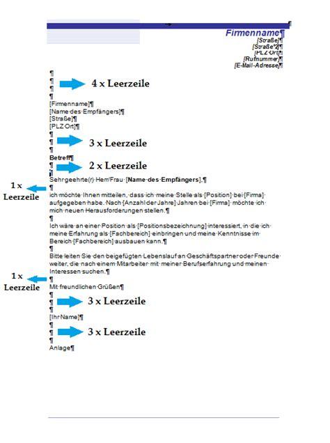 Brief Formatierung Schweiz Word Briefvorlage Nach Din Norm Erstellen Und Speichern Office Lernen