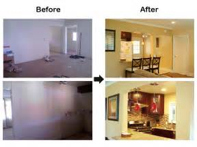 Home Design Before And After by Budget Remodeling Company Home Remodeling Office Decorating