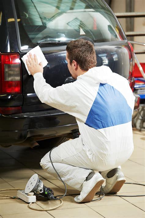 automotive body repairers job salary  school