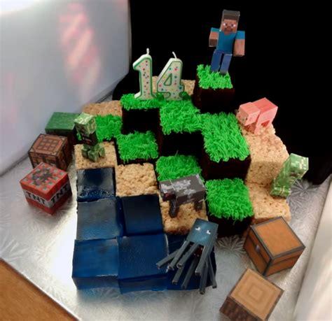 minecraft cake designs minecraft cake ideas and designs