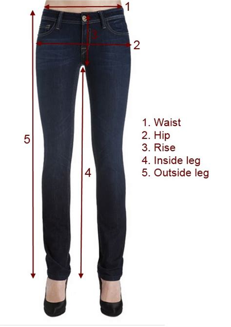 Everyones Looking For The Jean Length by 31 Beautiful Measurements Playzoa
