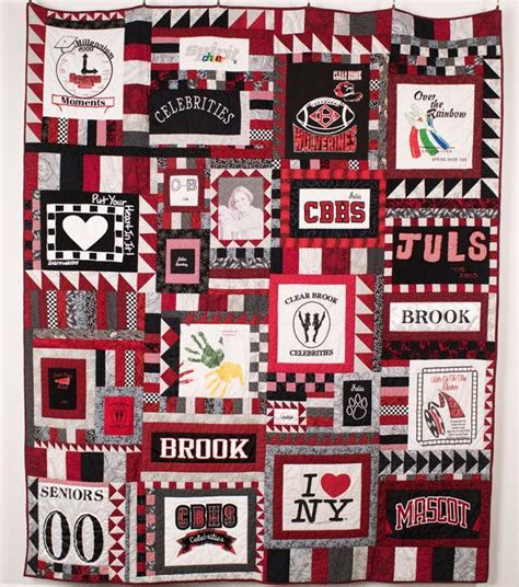 quilting affection designs t shirt quilt 1 layout day memory quilt ideas you ll love on craftsy