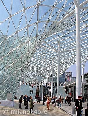 Mailand Messe by Neue Messe Mailand Fiera Rho