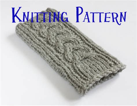 diy cable knit socks instant pdf knitting pattern iphone 5 sock by