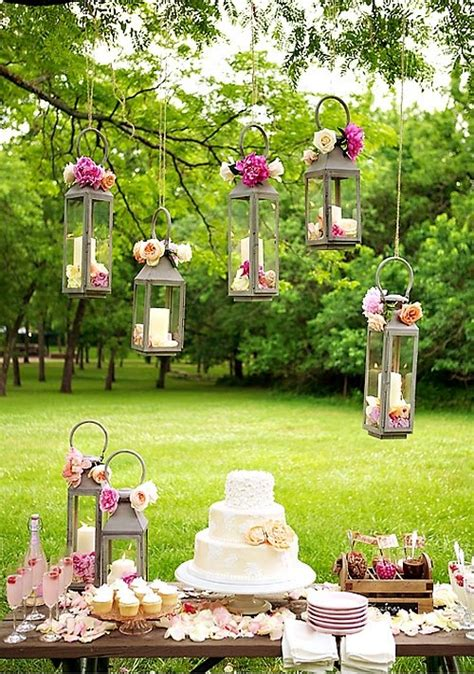 garden decoration ideas fun decor ideas for garden parties