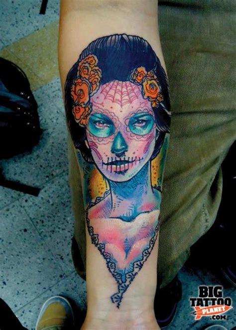 colombian tattoos colombia la magnifica daniel acosta colour
