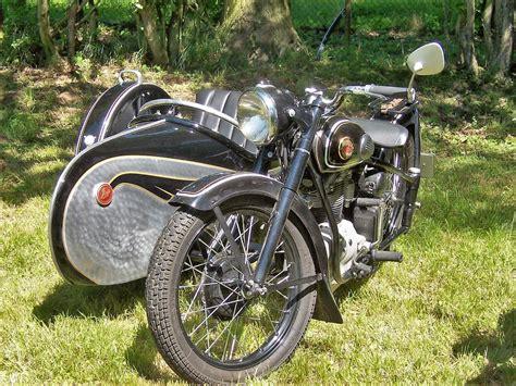 Awo Motorrad Mit Beiwagen by Simson Awo 425 Touren Gespann Mit Klassikbeiwagen Vom
