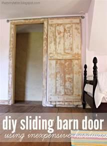 How To Make Sliding Barn Door Hardware That S My Letter Diy Sliding Barn Door Hardware For 60