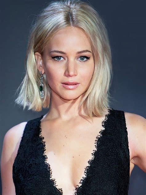copy that a jennifer lawrence hairstyle for every day of the week byrdie