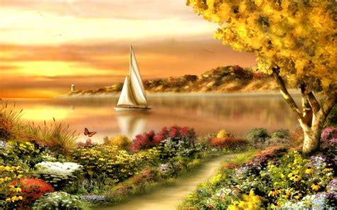 summer scenes wallpapers  wallpaperscom