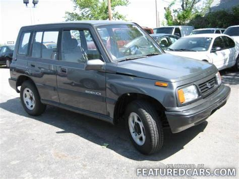 Suzuki Sidekick 1991 1991 Suzuki Sidekick Charles Mo Used Cars For