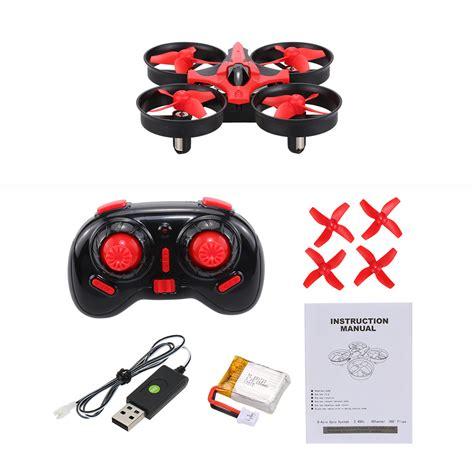 Drone Nh 010 original nihui nh 010 2 4g 4ch 6 axis gyro rc quadcopter rtf ufo anti 233 crasement drone avec 3d