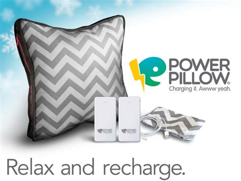 Power Pillow by Power Pillow Phone Tablet Charger All Istuff