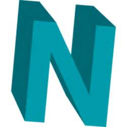 letter n icon free images at clker vector clip