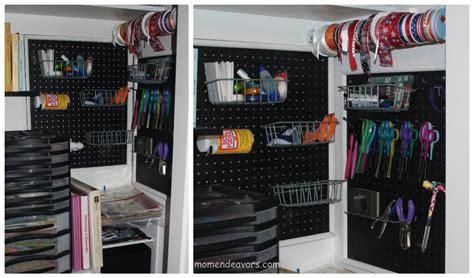diy craft room storage diy craft room pegboard storage tutorial