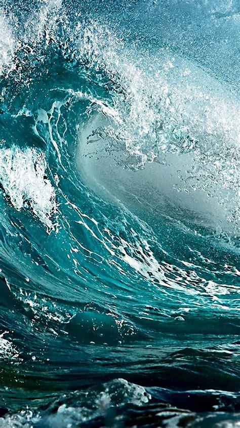 ocean wave surf iphone  wallpaper hd