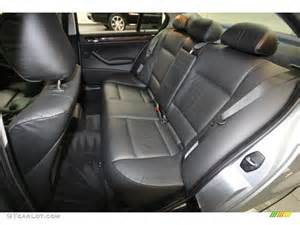 black interior 2004 bmw 3 series 325i sedan photo