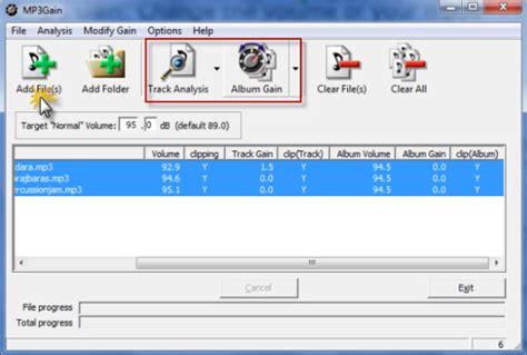 format audio non supporté migliori programmi per normalizzare volume mp3 miglior