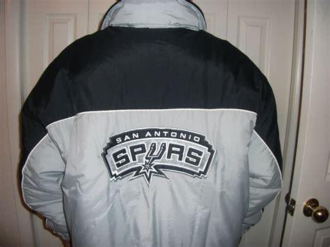 Jaket San Antonio Spurs Hitam san antonio spurs jacket in mamajo s yard sale virginia