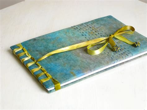 Handmade Paper Book - handmade book japanese stab binding birgitte hendricks