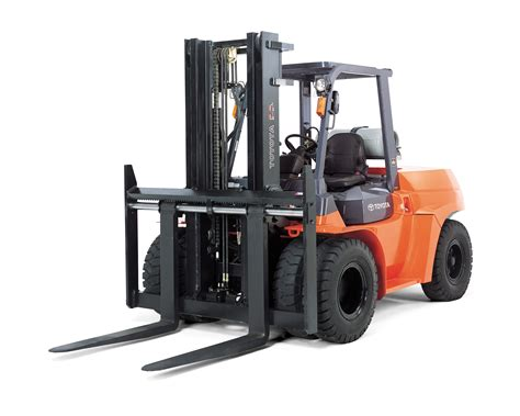toyota forklift is the number 1 forklift in the world