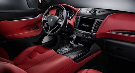 maserati levante interior maserati levante v8 rumoured diesel only for local launch