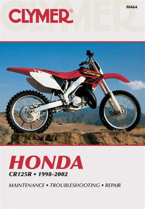 honda cr 600 motorcycle honda cr125r motorcycle 1998 2002 service repair manual
