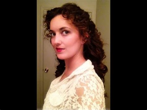 opera hair styl how to christine daae hair